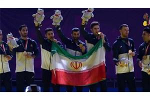 Iran Kabaddi Teams Become Champion at 2018 Asian Games