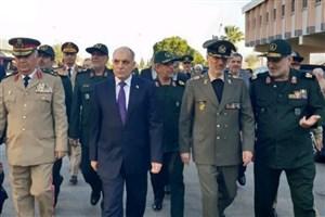 «امیر حاتمی« وارد سوریه شد