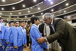 مراسم بزرگداشت روز کارمند با حضور رئیس دانشگاه آزاد