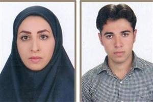 جایزه بینالمللی صرفهجویی آب کشاورزی به زوججوان ایرانی تعلق گرفت