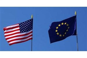 آمادگی اروپا برای مقابله با تعرفه های جدید آمریکا