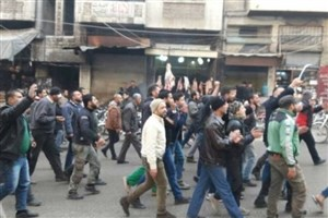 کمک روسیه به ساکنان ادلب