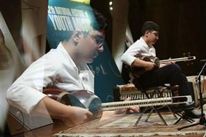 بخش دوم جشنواره ملی موسیقی جوان با ساز تارنوازان کوک شد