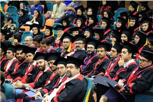 برگزاری جشن فارغالتحصیلی در واحد علوم و تحقیقات/دانشآموختگان سوگند یاد کردند
