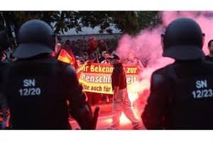 واکنش آلمان به اعتراضات بیگانه ستیزانه در این کشور