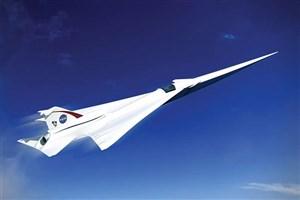 نسل آینده هواپیمای مافوق صوت ناسا شیشه جلویی ندارد