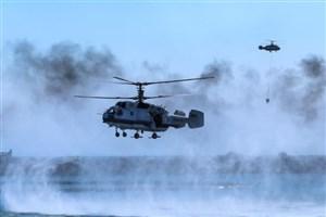 رزمایش بزرگ روسیه در دریای مدیترانه