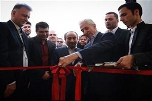 هفت طرح عمرانی دانشگاه بجنورد با حضور وزیرعلوم به بهره برداری رسید
