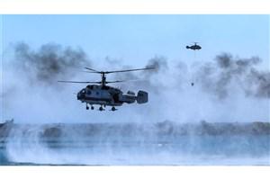 آغاز مانور روسیه در مدیترانه