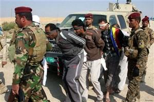 دستگیری ۲۶  عضو داعش در موصل