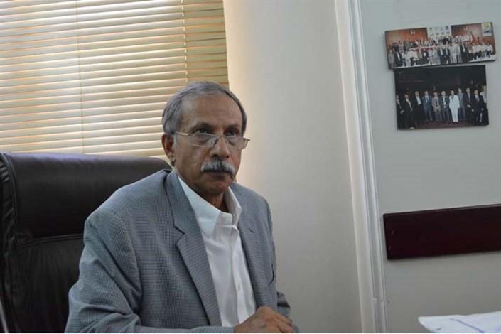 محمد رازی، رییس انجمن جراحان ارتوپدی ایران