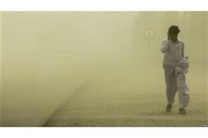 توفان شن در زابل / بارش باران در ارتفاعات البرز