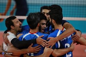 والیبالیستها، ایران را 20 تایی کردند
