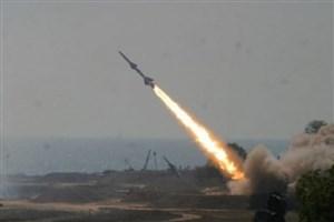 اصابت موشک یمنی به مقر ائتلاف عربستان