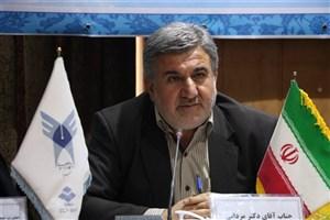 «دکتر مردانی» سرپرست دفتر انتصابات دانشگاه آزاد اسلامی شد