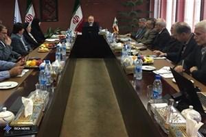 بررسی عملکرد کاروان ایران در بازیهای آسیایی با حضور وزیر ورزش
