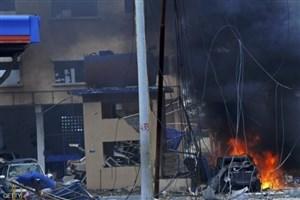 حمله انتحاری الشباب در پایتخت سومالی