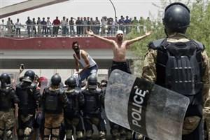 اعتراضات در عراق ادامه دارد