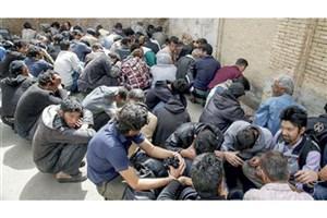 ۷۷۵۰ معتاد در مراکز بهزیستی تهران پذیرش شدند