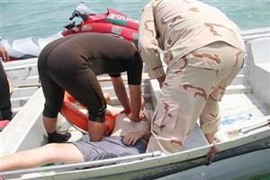 مرد ۵۰ ساله در سواحل عباس آبادغرق شد