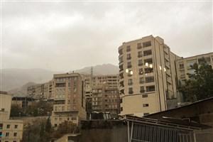 سهم  56 درصدی گرد و غبار درآلودگی هوای روزهای گرم تهران