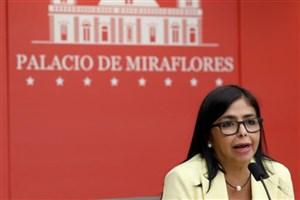 دولت ونزوئلا از مداخله خارجی در این کشور ناراضی است
