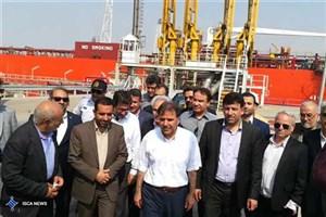 افتتاح پروژه عمرانی و سرمایهگذاری ۲۸۰ میلیارد تومانی در مجتمع بندری امام خمینی