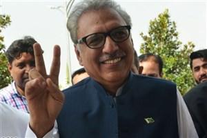 رئیس جمهور جدید پاکستان انتخاب شد
