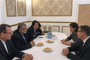 ایران برای همکاری هنری و فرهنگی با روسیه آمادگی دارد