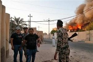 بسته شدن بندر «ام القصر» در عراق