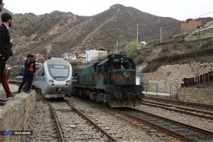 رشد ۱۲۱ درصدی حمل و نقل بین المللی از مرز ریلی اینچه برون