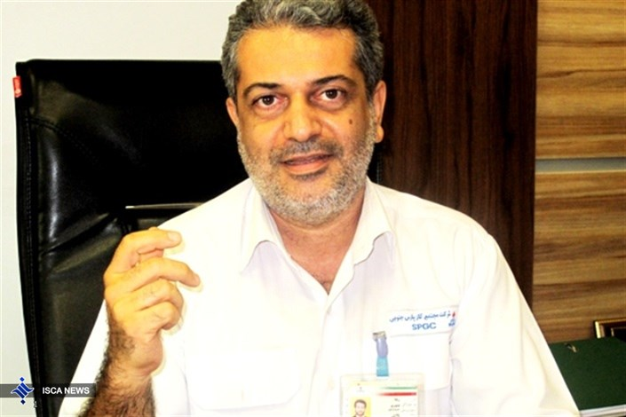 رضا تیموری، رئیس بهرهبرداری پالایشگاه دوم مجتمع گاز پارس جنوبی