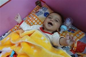 وضعیت  پوشک  و شیرخشک در  شیرخوارگاههای تهران