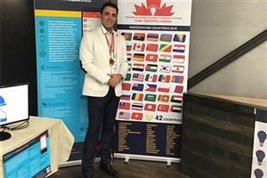 Najafabad IAU Faculty Member Shines in iCAN 2018