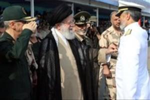 دریادار سیاری نشان درجه یک فتح را دریافت کرد
