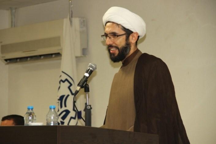حجت الاسلام رستمی