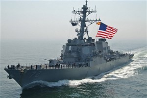 تمرین نظامی جدید آمریکا در خلیج فارس