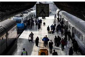 عرضه بلیت قطار ترکیبی تهران-کرمانشاه-مهران از ۱۵۰ تا ۳۰۰ هزارتومان/افزایش ۳۲ رام قطار
