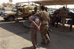 3 تروریست داعش در موصل دستگیر شدند