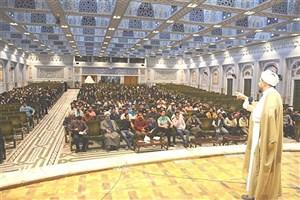 دانشجویان منتخب آموزشی، طرح معرفت رضوی دانشگاه آزاد اسلامی تقدیر شدند