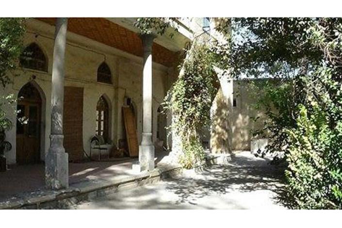 بنای تاریخی عباس آباد اصفهان