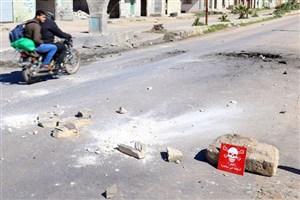 شروع فیلمبرداری جعلی در مورد حملات شیمیایی به ادلب