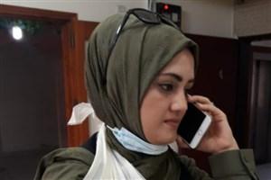 خبرنگار العالم در نوار غزه مجروح شد