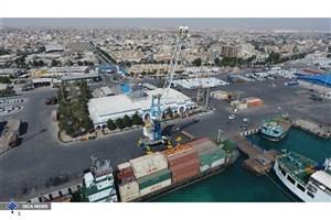 رشد ۳۶ درصدی صادرات غیر نفتی در بندر لنگه