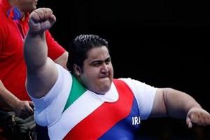 Urmia IAU Paralympian Shines at Asia-Oceania Open Powerlifting C'ships