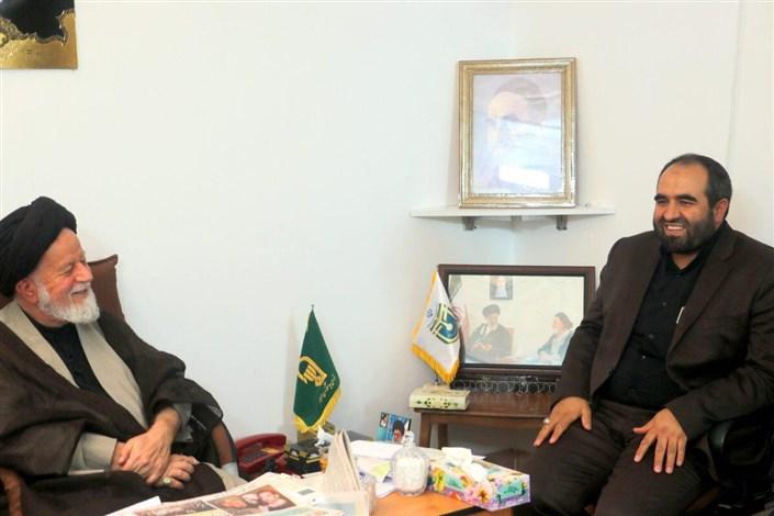رئیس بسیج اساتید دانشگاه آزاد