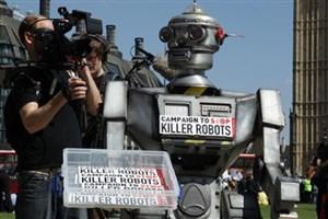 پارلمان اروپا «ربات های قاتل» را ممنوع می کند