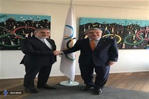 رئیس IOC: در خانهام چهار تابلو نقاشی از اصفهان دارم