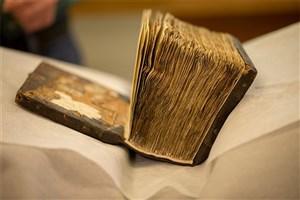 اشعه ایکس، نوشتههای نامرئی کتاب باستانی را آشکارکرد