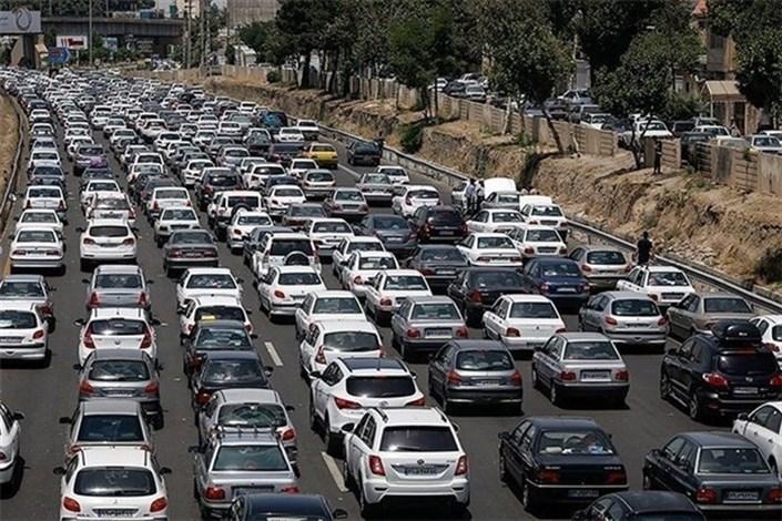 ترافیک نیمه سنگین